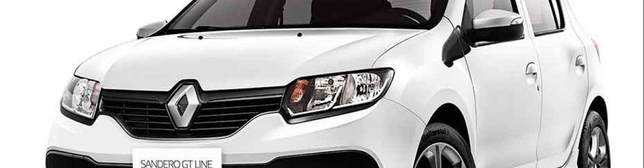 Renault anuncia Sandero GT Line 1.0
