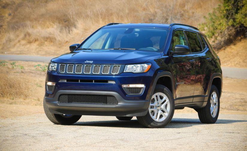 Jeep faz recall do Compass no Brasil