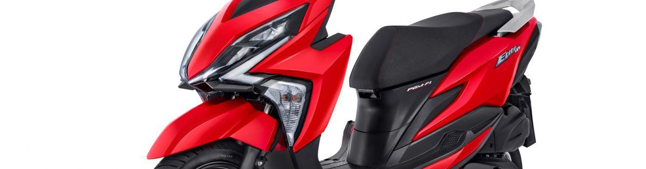 Honda confirma lançamento da Elite 125 para dezembro