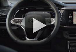 "Volkswagen divulga ""spoiler"" do novo SUV compacto T-Cross"