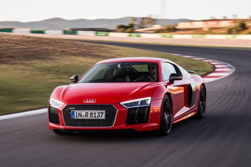 Audi anuncia recall de modelos R8 no Brasil