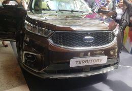 Ford trará Territory e EcoSport para Salão de SP