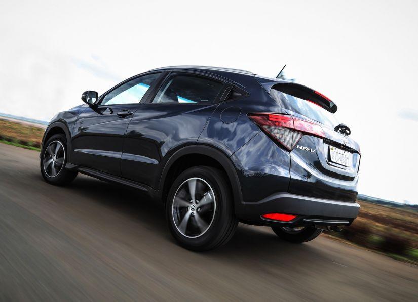 Honda apresenta linha 2019 do HR-V