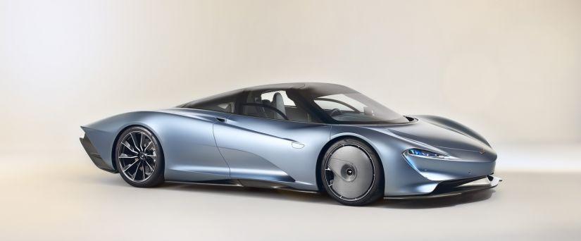 McLaren apresenta carro que chega a 403 km/h