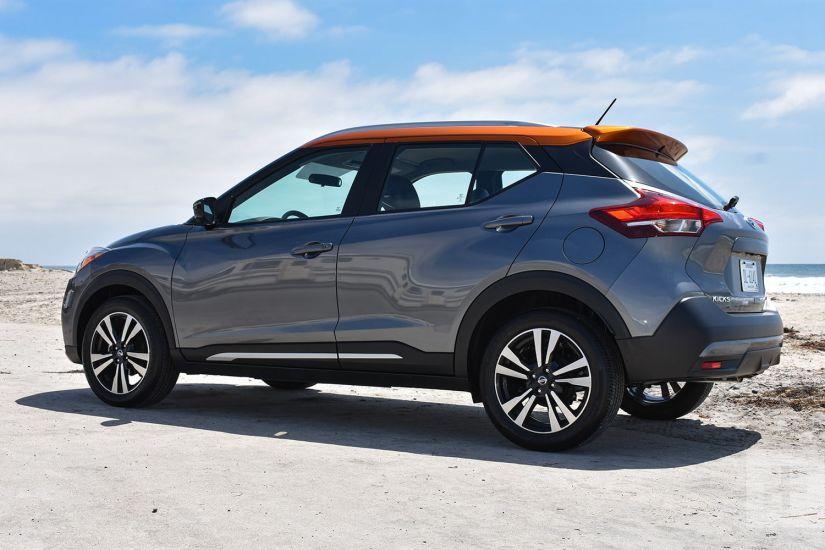 Nissan convoca recall para Kicks e Versa no Brasil