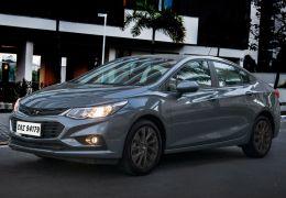 Chevrolet divulga Cruze série Black Bow Tie