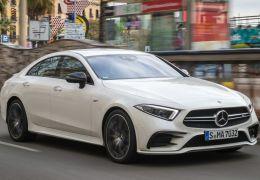 Mercedes-AMG CLS 53 será lançado no Brasil por R$ 599.900
