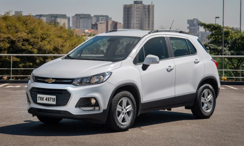 Chevrolet anuncia Tracker 2019 com controle de estabilidade de série