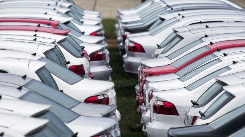 Venda de veículos aumenta 25,6% em outubro