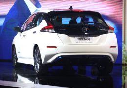 Nissan começa pré-venda do Leaf no Brasil por R$ 178,4 mil