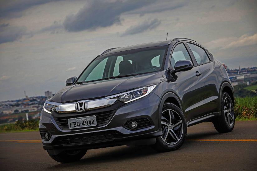Honda chama HR-V para recall no Brasil