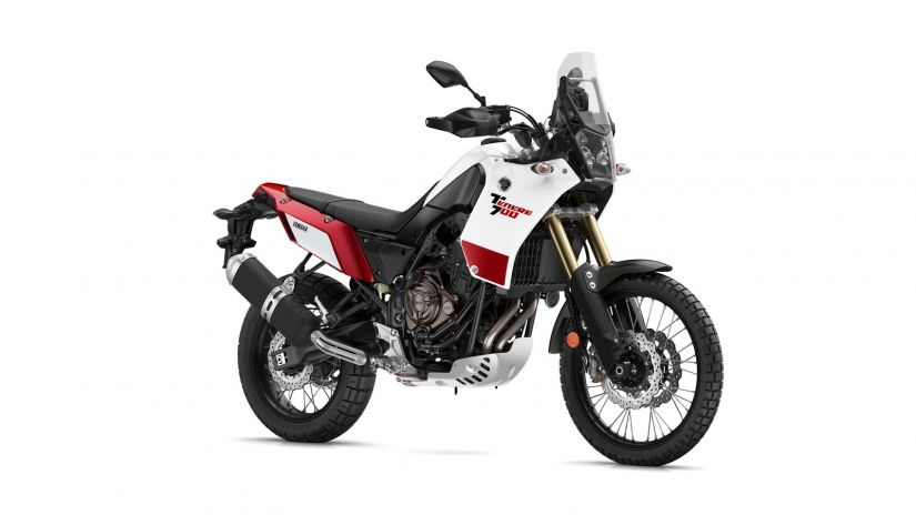 Yamaha divulga versão final de produção da Ténéré 700