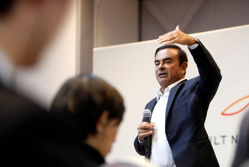 Brasileiro presidente do conselho da Nissan é preso no Japão