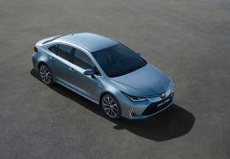 Toyota anuncia 12ª geração do Corolla sedan