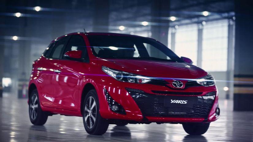 Toyota anuncia suspensão de vendas do Yaris Hatch para PCD