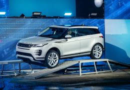 Land Rover divulga novo visual do Evoque
