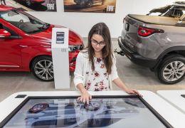 Fiat anuncia redução nas áreas de concessionárias e aberturas de lojas digitais