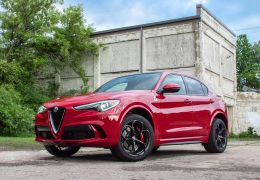 Alfa Romeo terá novo modelo de SUV baseado no Jeep Compass