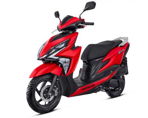 Honda lança Elite 125 no Brasil