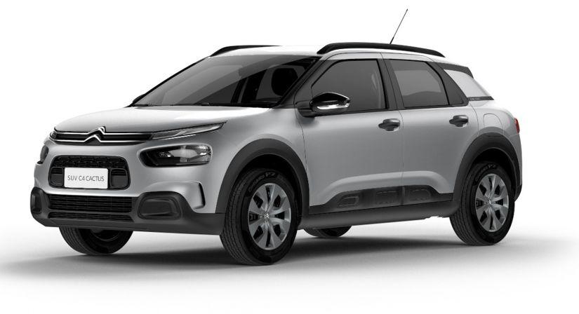 Citroën anuncia mudanças na versão PCD do C4 Cactus