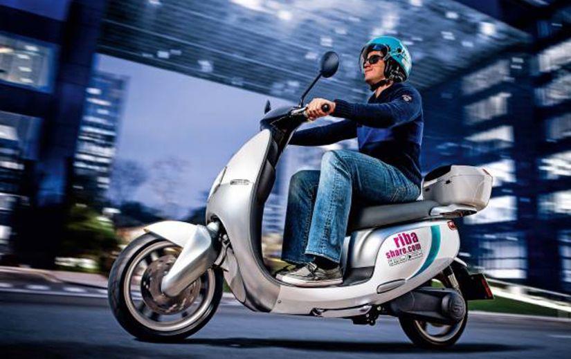 Serviço de compartilhamento de scooter elétrico é lançado em São Paulo