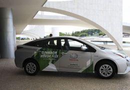 Toyota lança tecnologia nacional para primeiro carro híbrido flex