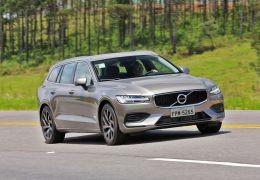 Volvo lança novo V60 por R$ 199.950 no Brasil