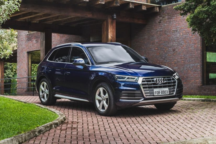 Audi vende Q5 Security blindado no mercado brasileiro