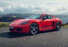 Porsche confirma que 718 T será vendido no Brasil