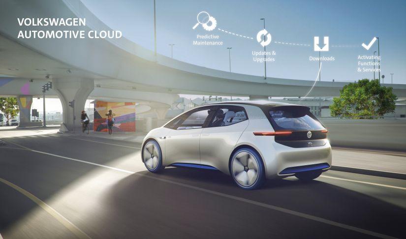 Volkswagen anuncia compra de divisão de carros conectados da Volvo