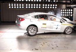 Confira os carros mais e menos seguros de 2018