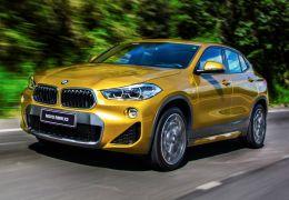 BMW anuncia motor flex para todas as versões do X2