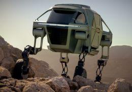 Hyundai cria carro que anda sobre quatro patas