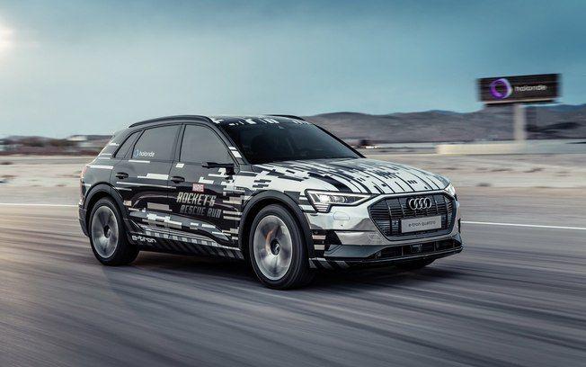 """Audi antecipa carro de """"Vingadores 4"""" durante CES 2019"""