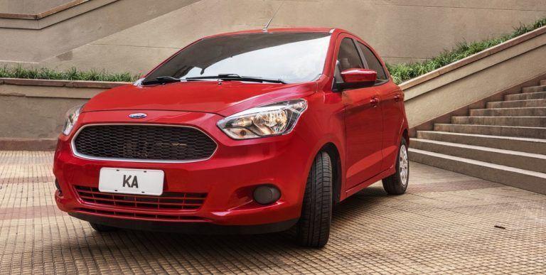 Ford anuncia aumento de preços para Ka