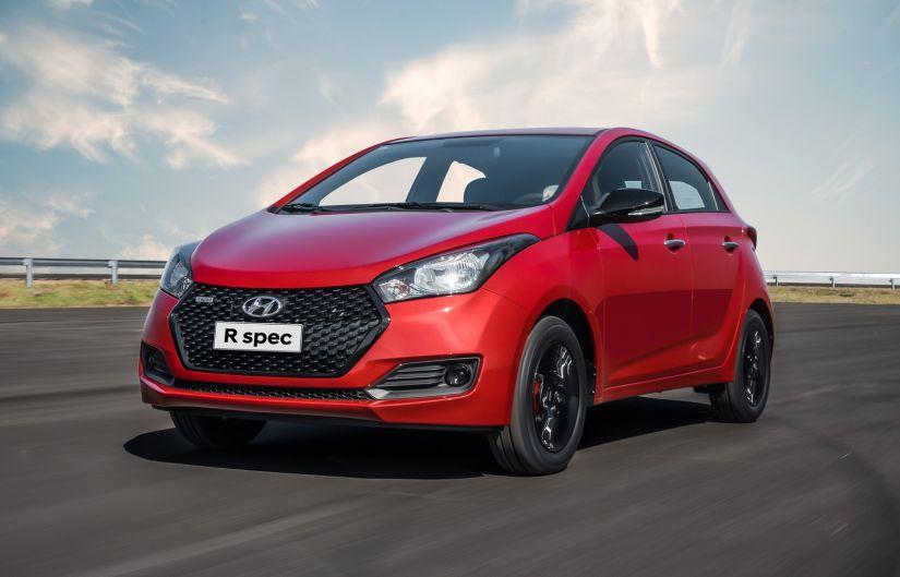Hyundai anuncia mudanças para linha 2019 do HB20