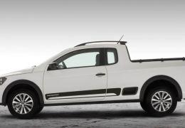 Volkswagen anuncia recall para mais de 180 mil unidades da Saveiro