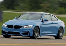 BMW convoca recall de M4 Coupé, M4 GTS e M3 Sedan