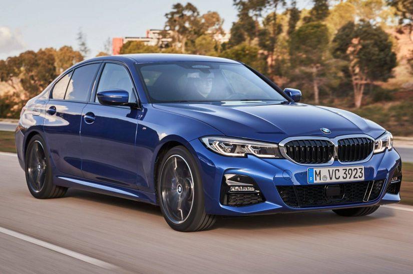 BMW começa pré-venda do novo Série 3 no Brasil