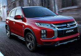 Mitsubishi divulga alterações feitas no ASX 2020