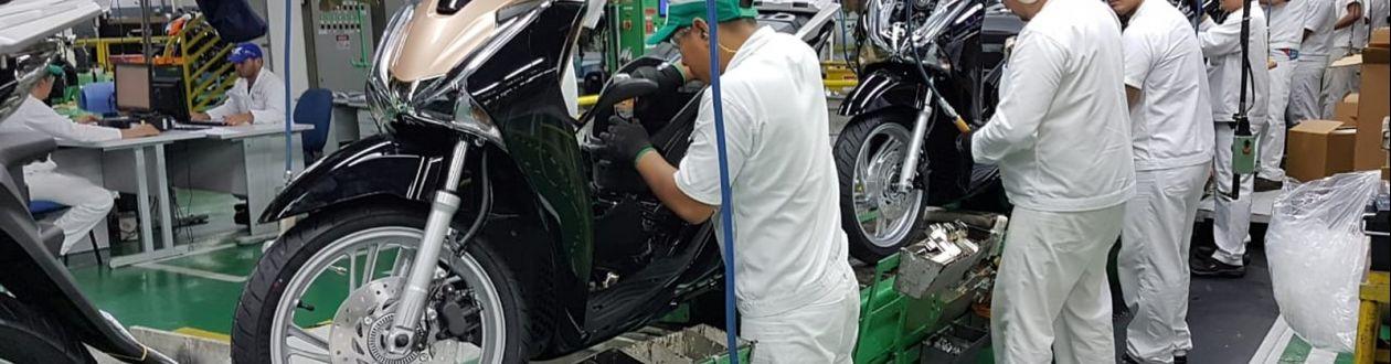 Honda vai investir R$ 500 milhões no Brasil para fábrica de motos