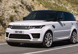 Land Rover convoca recall de Range Rover e Range Rover Sport