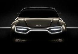 Kia divulga protótipo elétrico para o Salão de Genebra