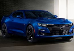 Chevrolet revela preços do novo Camaro no Brasil