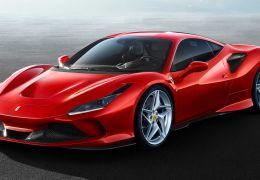 Ferrari apresenta novo F8 Tributo