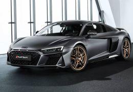 Audi lança edição comemorativa R8 Decennium Celebra com motor V10