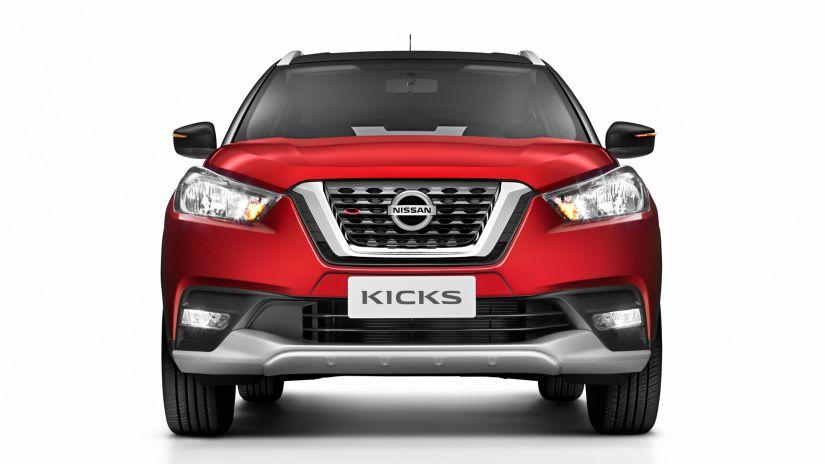 Nissan Kicks anuncia versão limitada em homenagem a liga dos campeões