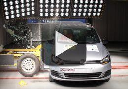 Volkswagen Fox leva 3 estrelas em teste de colisão