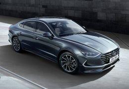 Hyundai revela nova geração do sedan Sonata