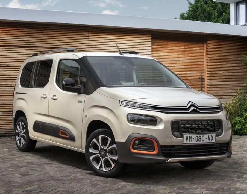 Citroën registra nova geração do Berlingo no Brasil